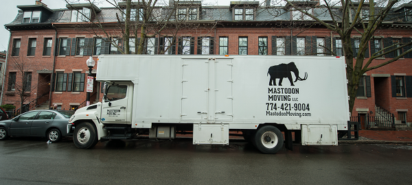 Boston long distance moving company